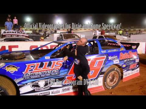 Rome Speedway 9/4/16 Official Highlights!