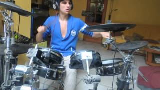 Justin Bieber -  As long as you love me ft. Big Sean (Drum cover) - Loric Cherki
