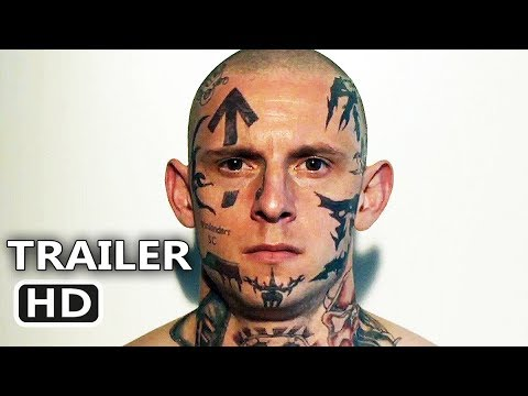 Clint August - SKIN Official Trailer (2019) Jamie Bell, Drama Movie HD