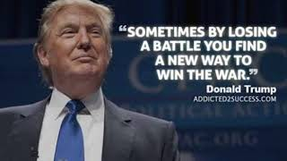 Donald Trump top 10 inspirational quotes/motivational thoughts/successful ideas to be rich.