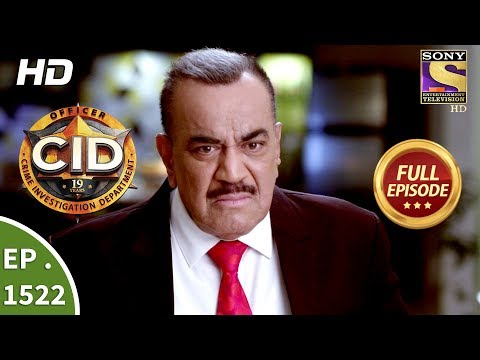 CID - Ep 1522 - Full Episode - 19th May, 2018 thumbnail