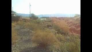 Arizona Monsoon Season 2012 (Lake Havasu City_