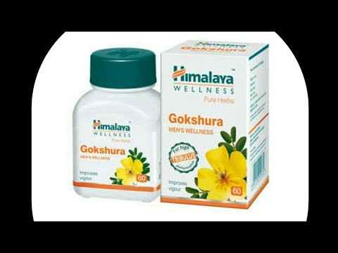 Himalaya Gokshura (used, side effects, interaction..etc.)