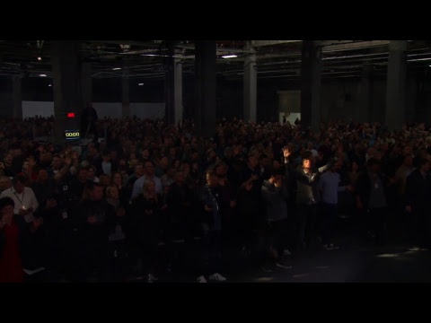 """MATTHEUS VAN DER STEEN / BILL JOHNSON / Конференция """"Сила исцеления""""/3 день/ 05.04.2019 9:00 11:00"""