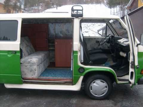 my vw t3 camper custom in poland youtube. Black Bedroom Furniture Sets. Home Design Ideas
