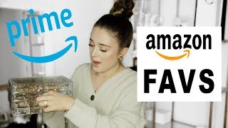 17 AMAZON PRODUCTS that have made life EASIER | Amazon Favorites Haul