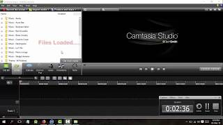 How to fix - Camtasia (Windows) Version 8 or 9 library assets are missing