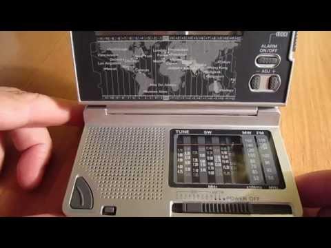 Sony ICF-SW12 World Band Radio/test SW