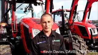 Zetor UK / Zetor Tractor Show 2014, Davies Tractors