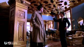 White collar Matt Bomer Season 6 Interview