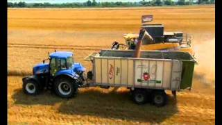 New Holland CR9090 rekord-swiata