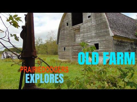 Exploring an Old Homestead alongside a highway Urban exploration abandoned#42
