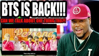 Baixar BTS - Boy With Luv feat. Halsey' Official MV | Comeback Reaction!!!