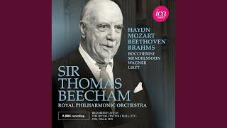 """Symphony No. 101 in D Major, Hob. I:101 """"Clock"""": II. Andante (Live)"""