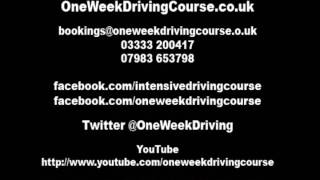 Intensive Driving Courses London Tolworth - Driving Lessons London - Thomas Tagg