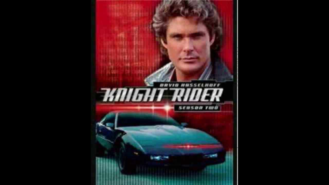 Knight Rider Television Series Theme Music Youtube