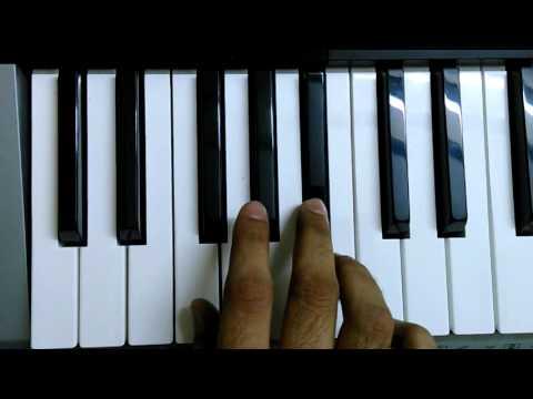 Koi Mil Gaya Jadoo theme music/tune on Keyboard/ Piano