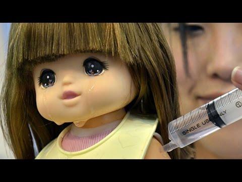 10 Most Disturbing Childrens Toys Ever
