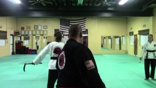 Kama Shodan Practice 2015