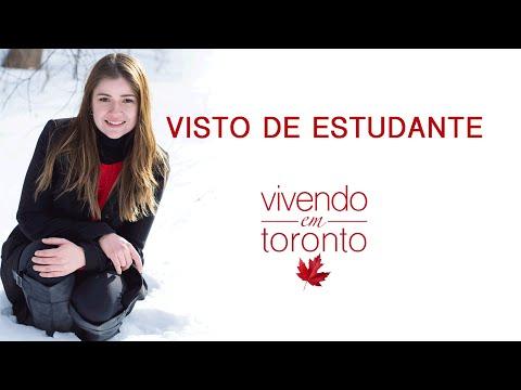Visto De Estudante Canada