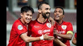 Benfica Macau 3-0 Hwaepul SC (AFC Cup 2018: Group Stage)
