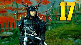 Ghost of Tsushima - Part 17 - THE SIX BLADES OF KOJIRO (Gameplay Walkthrough, Let's Play)