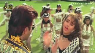 Tera Bhi Dil Bole Kuku Kuku Eagle Jhankar   HD   Andaz   Kumar Sanu & Alka Yagnik By Danish