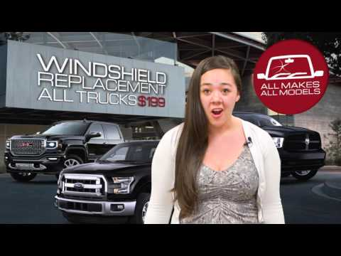 Windshield Replacement Airdrie | New Windshields Calgary