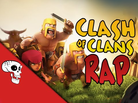 Clash of Clans Rap by JT Machinima -