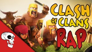 "Clash of Clans Rap by JT Music - ""My Castle Stands"""