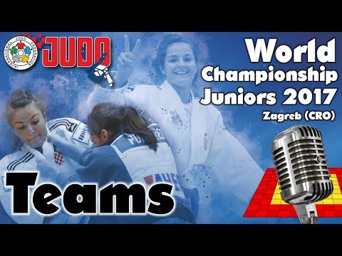 World Judo Championship Juniors 2017: Teams
