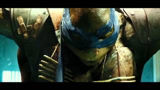 TMNT (2014) Clip: Raphael vs Shredder (HD).