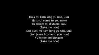 Melanesian (Jesus You Hold My Hand)