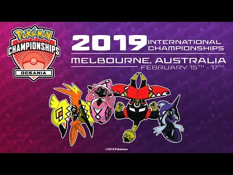 2019 Pokémon Oceania International Championships—FINALS!