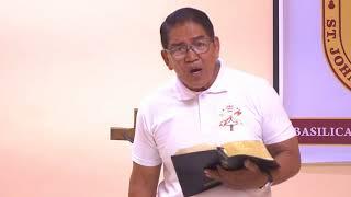 Paliwang ng St. Peter's Men Society sa Ang Mabuting Pastol