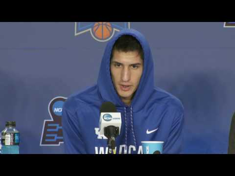 News Conference: Kentucky Second Round Preview