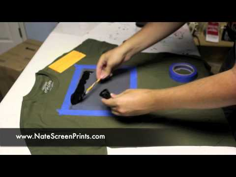 Part 4 - AMAZINGLY Simple way to Screen Print at Home!