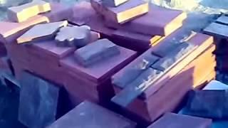 Купить тротуарную плитку в Екатеринбурге. Цены. Ассортимент www.penoblok.info(, 2016-05-01T17:48:53.000Z)