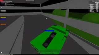 ROBLOX Grand Theft Auto 5: Gameplay With Cars!