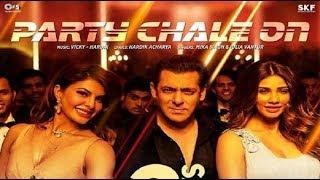 Party Chale On Song Audio - Race 3   Salman Khan   Mika Singh, Iulia Vantur   lyrical