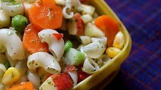 Macaroni Salad Recipe in Tamil