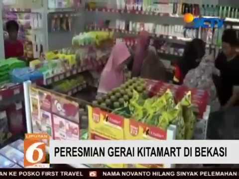 Grand Opening KitaMart Vila Indah Permai Bekasi Utara