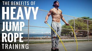 The Benefits Of Heavy Jump Rope Training