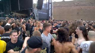 Nile - In the name of Amun (Live @ Brutal Assault 2017)