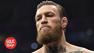 Conor McGregor is voicing his frustration with retirement tweet - Ariel Helwani | Golic and Wingo