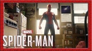 Die Spinne ist zurück! #1 - MARVEL'S SPIDER-MAN 🕷️🕸️ | Let's Play PS4 Pro Gameplay Deutsch