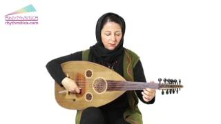 Chahar Mezrab Abu Ata by Hossein Alizadeh , Oud: Negar Bouban   چهارمضراب ابوعطا حسین علیزاده