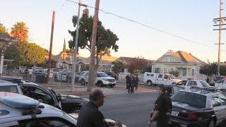Американская полиция в гетто | Лос-Анджелес | Калифорния