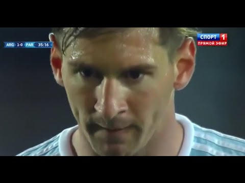 Lionel Messi vs Paraguay (13/06/15) HD 720p by LMComps