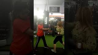 Kickboxing#fatburn workout#fatloss#fitness freak.(3)